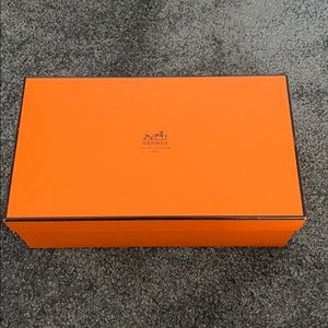 Hermès shoe box